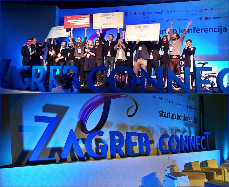 Zagreb connect; Plavi ured