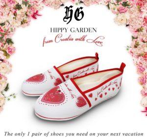 espadrile hippy garden
