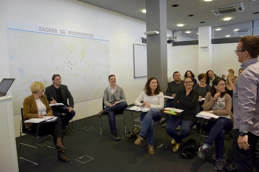 dnevnik startup akademije - 2. dio
