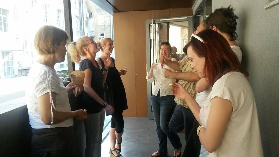 dnevnik startup akademije - druzenje