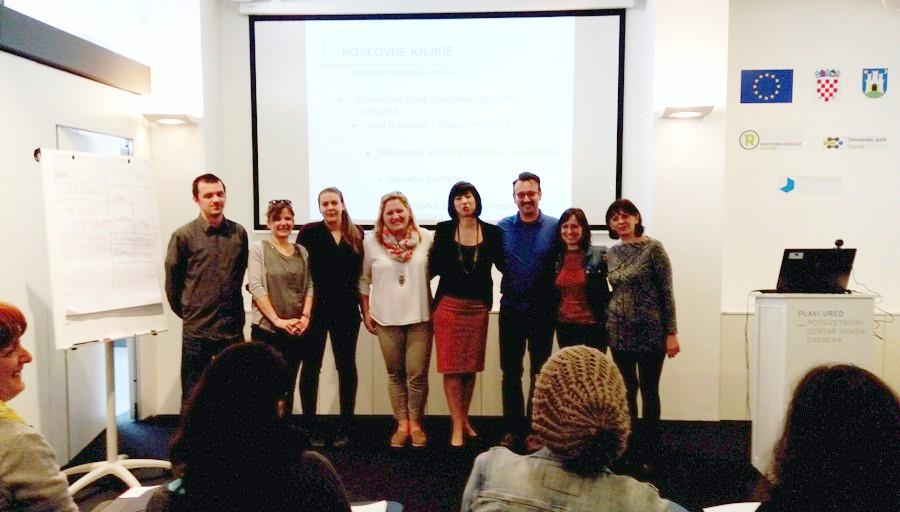 dnevnik startup akademije - predavaci