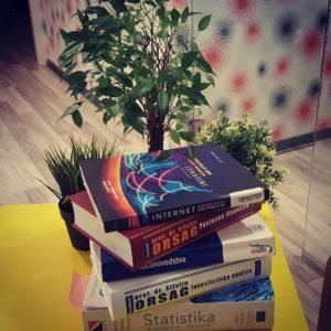 streberaj knjige