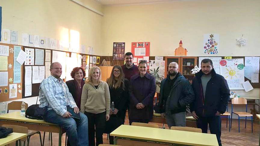 sinisa durdevic projekt e-skole
