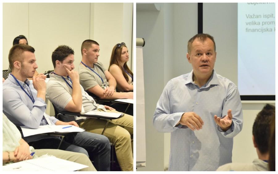 stres seminar u plavom uredu s Draganom Knezevicem