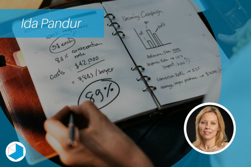 Digitalni marketing - pandur - plavi ured