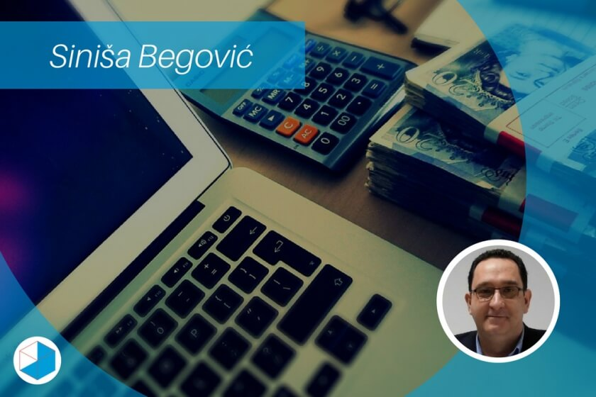 E-poslovanje - plavi ured
