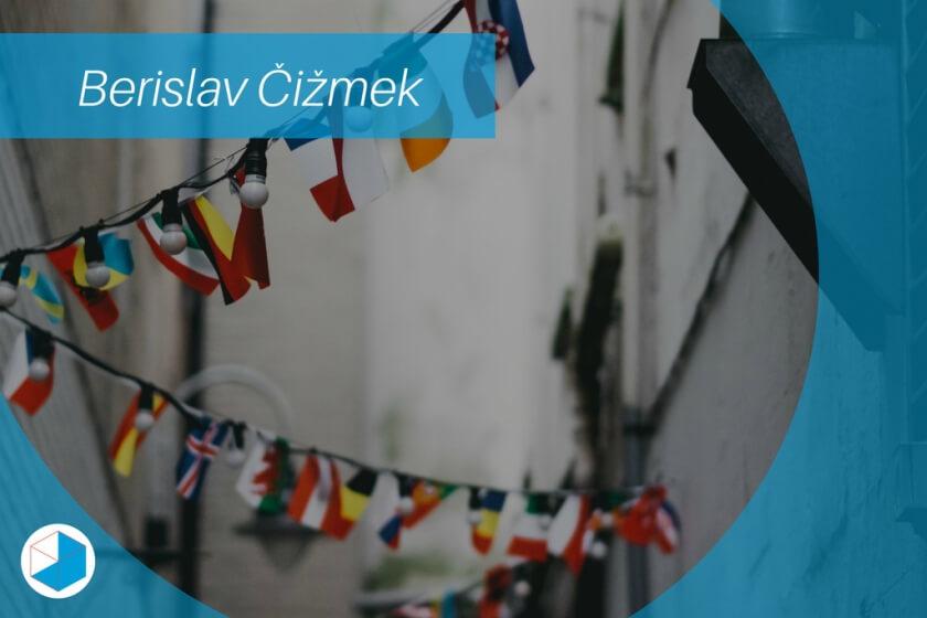 Internacionalizacija - plavi ured