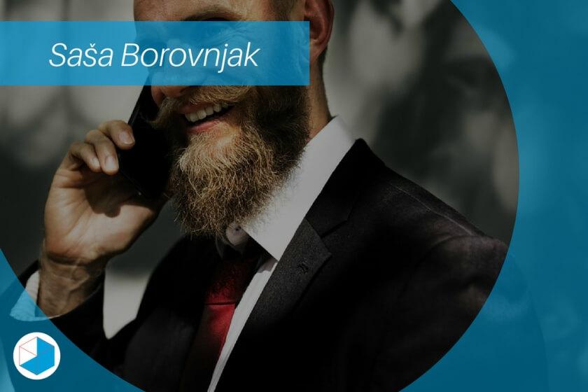 Poslovna komunikacija - plavi ured