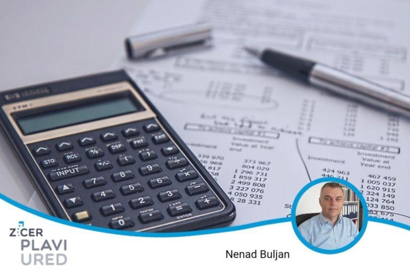 financijski elementi poslovnog plana plavi ured