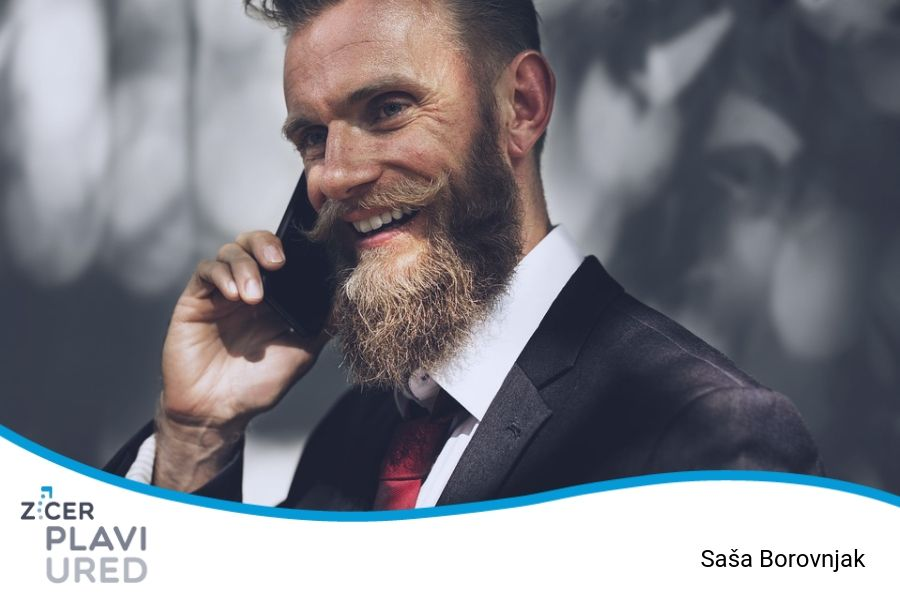 poslovna komunikacija zicer plavi ured edukacija