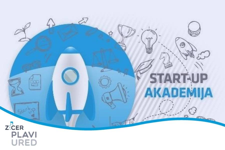 Start Up Akademija Plavi Ured