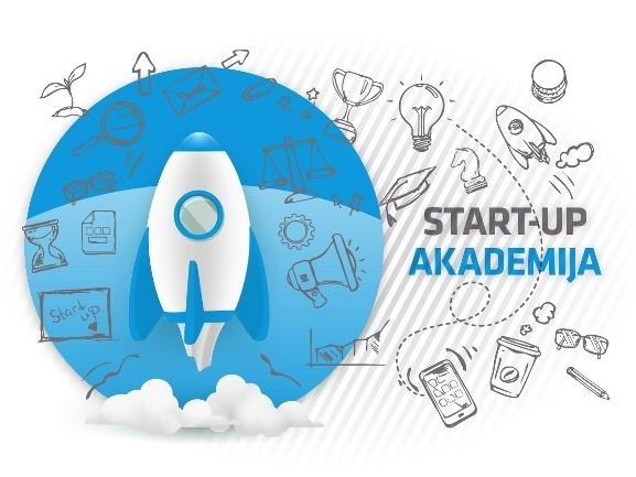 Start up - plavi ured