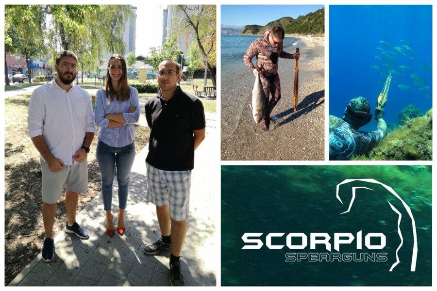 scorpio spearguns poduzetnicka prica