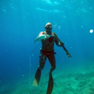 scorpio spearguns podvodni ribolov