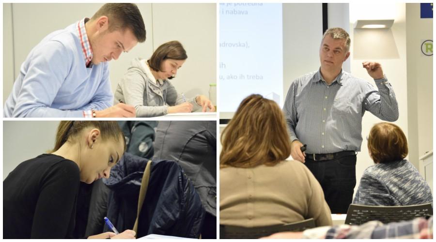 Sve detalje vezane uz izradu proračuna objasnio nam je Nenad Buljan na edukaciji Financijski elementi poslovnog plana.