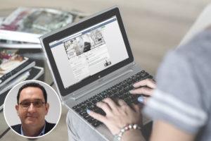 prijevare na društvenim medijima