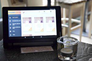 tablet silent caffe