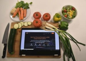 foodie nutrition aplikacija