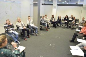 meta programi komunikacija plavi ured
