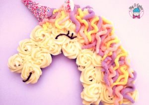 my3cakes cupcake jednorog