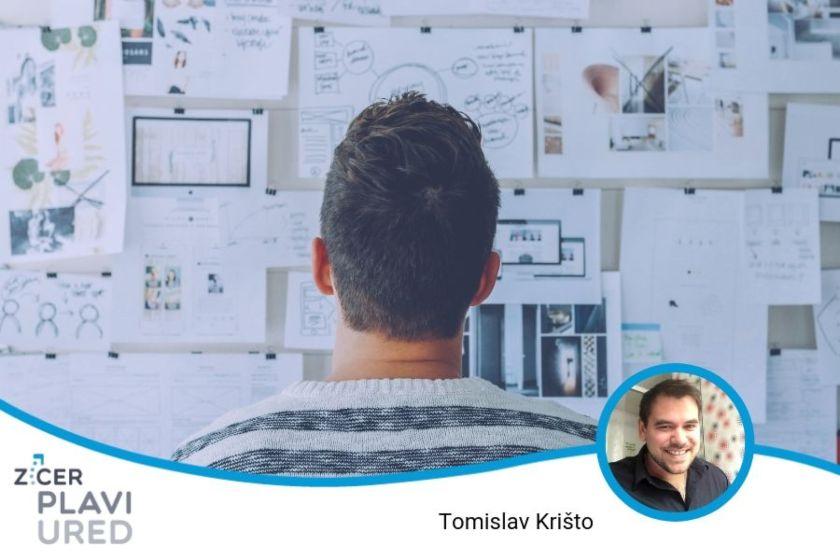 design thinking plavi ured edukacija