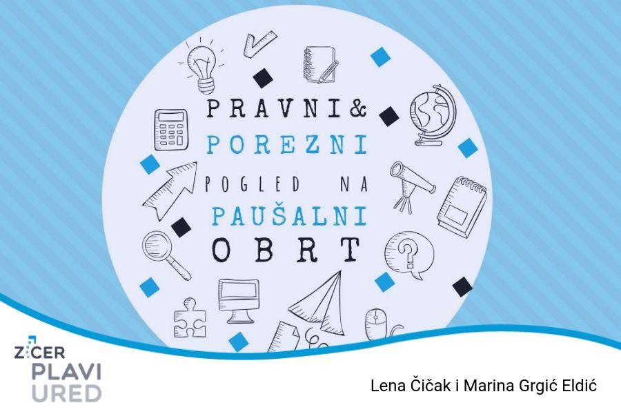 pravni i porezni pogled pausalni obrt plavi ured edukacija