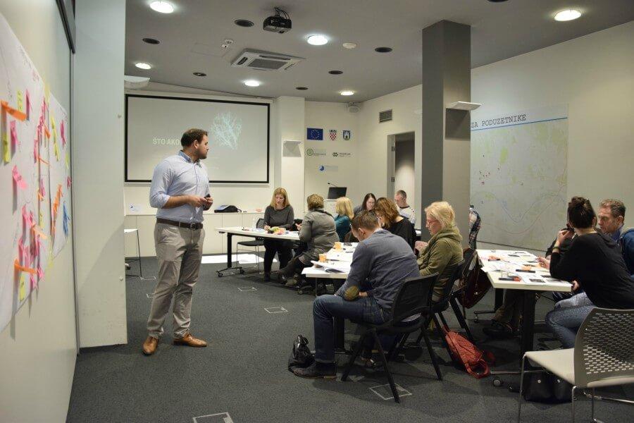 plavi ured - design thinking - edukacija