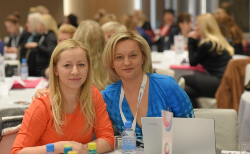 sanela dropulic s makedonskim poduzetnicama plavi ured