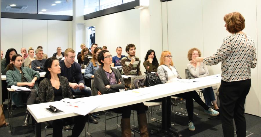 start-up akademija - plavi ured