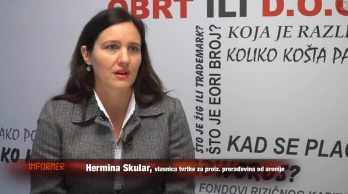 2018 - Informer - 3.3.2018. - Hermina Skular