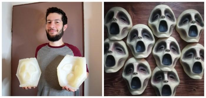 D3Stooges3D - 3D print maska