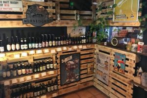 craft beer to go interijer