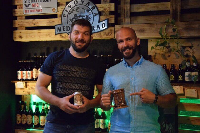 craft beer to go plavi ured