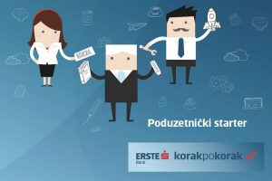 erste banka - poduzetnicki starter - plavi ured