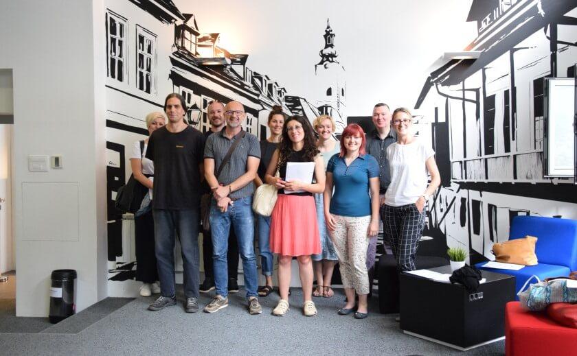 73. startup akademija - grupna slika polaznika