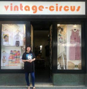 vintage-circus plavi ured poduzetnicko ljeto