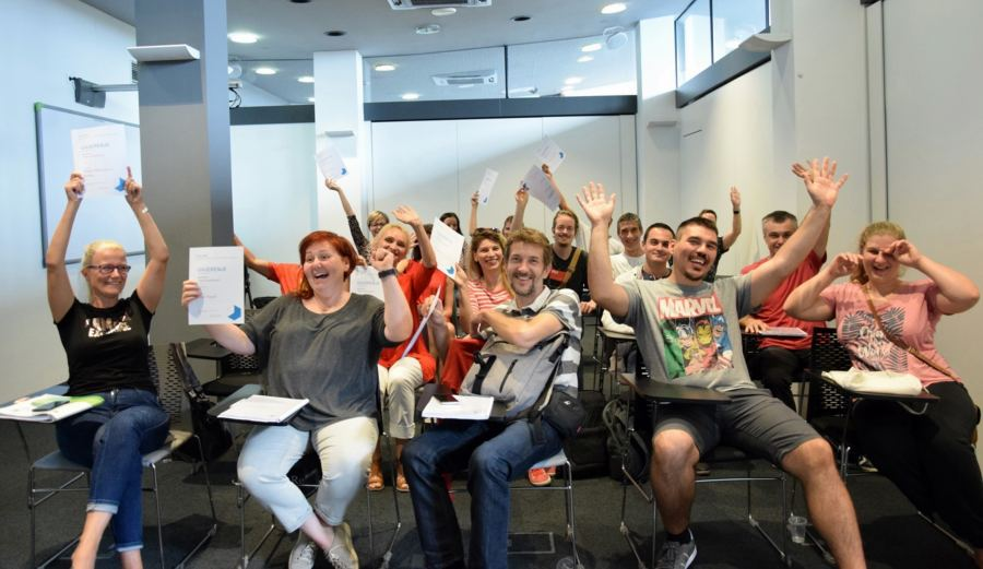 75. startup akademija - plavi ured - linkedin