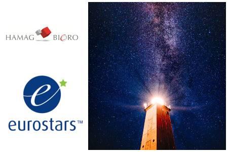 eurostars 2 plavi ured