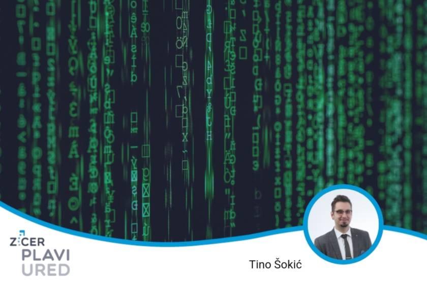 kiberneticka sigurnost i ICT plavi ured