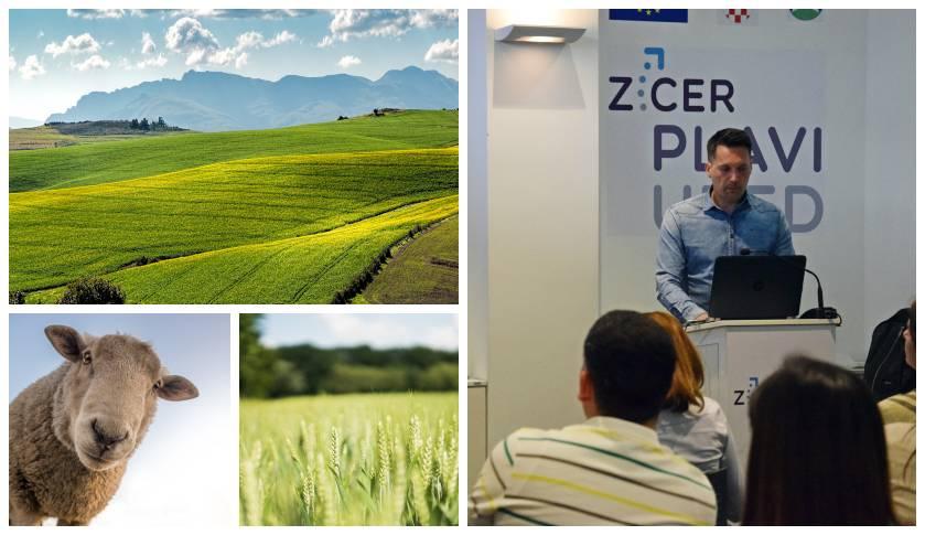 opg ili djelatnost poljoprivrede plavi ured