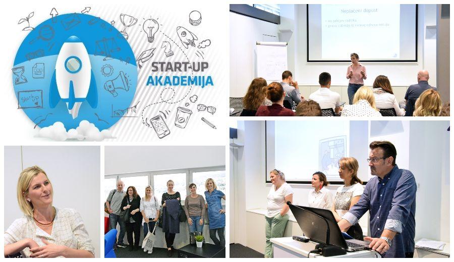 92. Startup akademija dopust