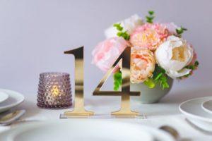 lalana design dekoracija za stol