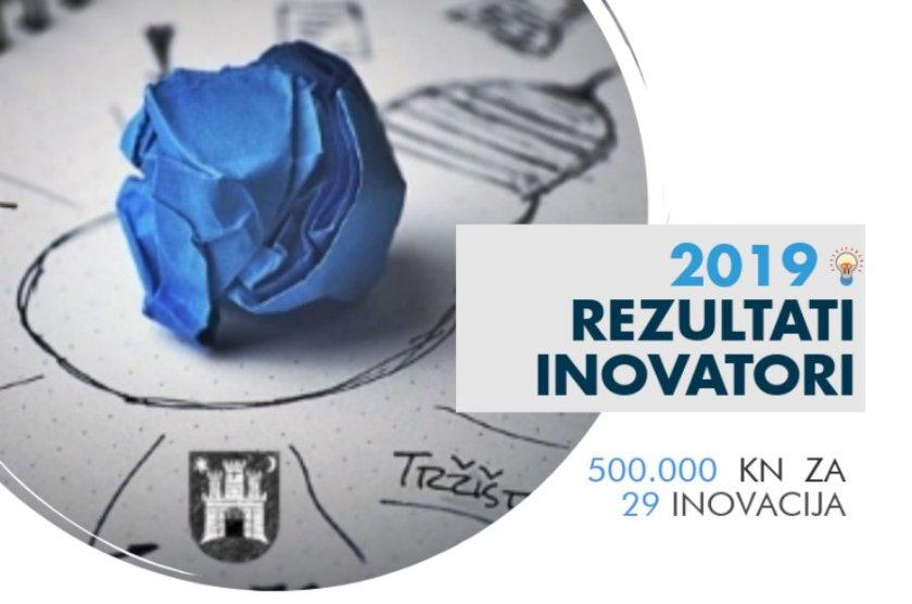 rezultati inovatori 2019. plavi ured