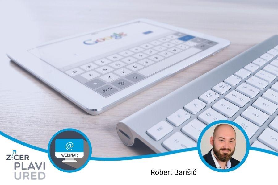 google ads zicer plavi ured webinar