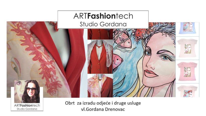ARTFashiontech Studio Gordana proizvodi