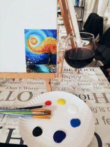 paint & wine tools