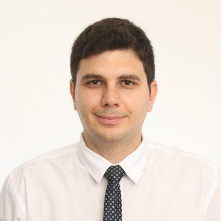 Zoran Rajn cv plavi ured