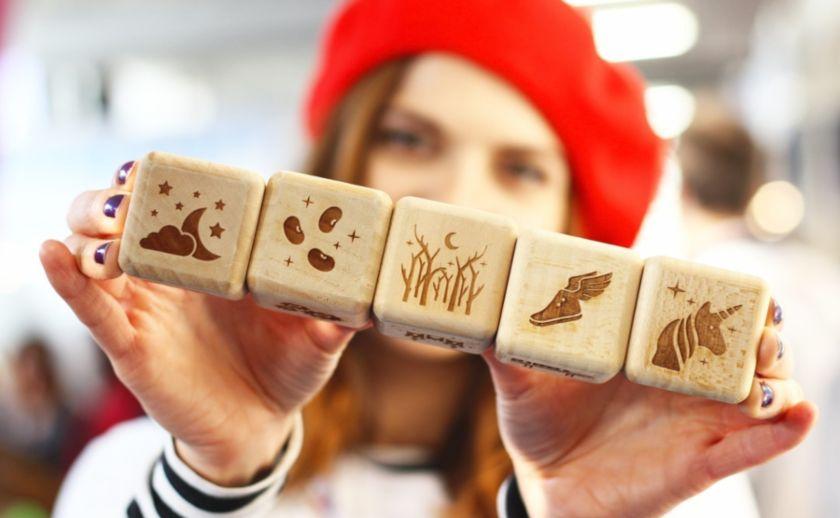 Story teller cube adriana pavelic