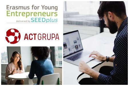 erasmus za mlade poduzetnike zicer plavi ured