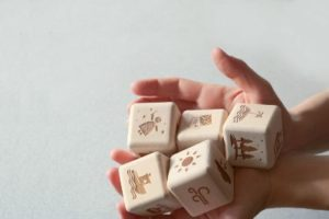 story teller cube kockice